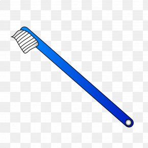 Toothbrush - Toothbrush Toothpaste Symbol Bristle PNG