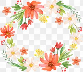 Vector Hand-painted Flower Decoration - Varginha Holambra Flower Poster Fair PNG