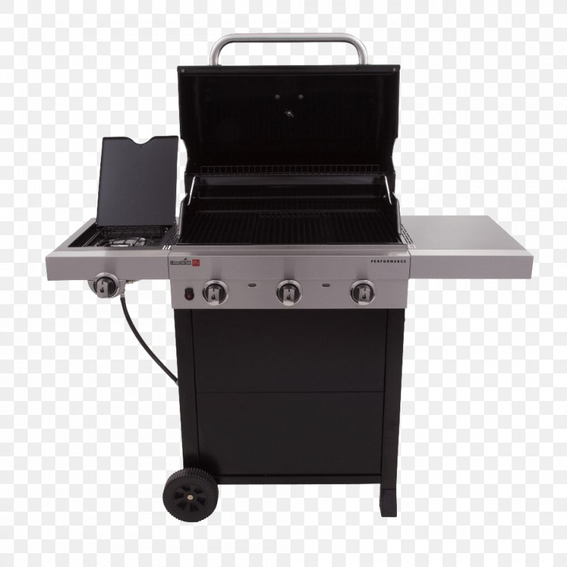 Barbecue Grilling Char-Broil 3 Burner Gas Grill Char-Broil Patio Bistro, PNG, 1000x1000px, Barbecue, Barbecue Grill, Charbroil, Charbroil 3 Burner Gas Grill, Charbroil Patio Bistro Download Free
