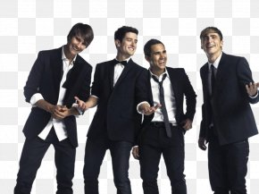 Rush - Big Time Summer Tour Better With U Tour Big Time Rush BTR Boyfriend PNG