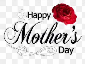Happy Mother's Day - Mother's Day Child Mothering Sunday Clip Art PNG