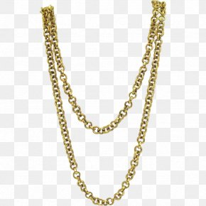 Necklace - Necklace Charms & Pendants Chain Gold Jewellery PNG