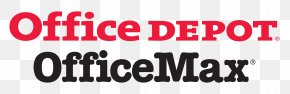 Office Depot Logo - Office Depot Coupon OfficeMax Sales Promotion PNG