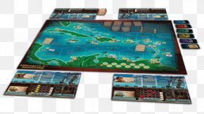 Pirates Ship - Board Game Golden Age Of Piracy Sid Meier's Pirates! PNG