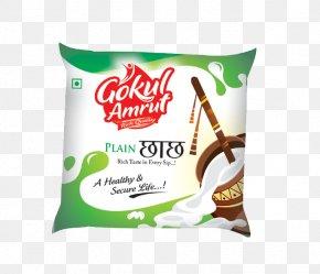 Milk Pouch - Buttermilk Chaas Lassi Powdered Milk PNG