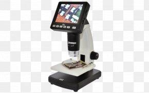 Microscope - Digital Microscope USB Microscope Light Camera PNG