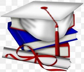 Hat - Clip Art Graduation Ceremony Square Academic Cap Hat PNG