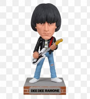 The Big Bang Theory - Dee Dee Ramone The Big Bang Theory Figurine Action & Toy Figures Bobblehead PNG