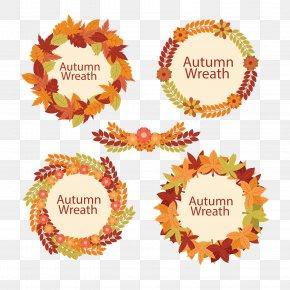 Autumn Leaf Tag Vector - Leaf Autumn Euclidean Vector PNG