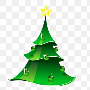 Christmas Tree - Christmas Tree Christmas Card PNG