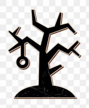 Symbol Tree Icon - Gallows Icon Halloween Icon Horror Icon PNG