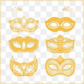 Dance Mask Feather Vector - Mask Euclidean Vector Masquerade Ball PNG