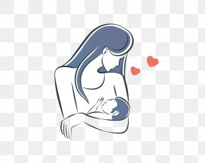 Mother To Child Sign - Logo Postpartum Confinement Mother Child PNG
