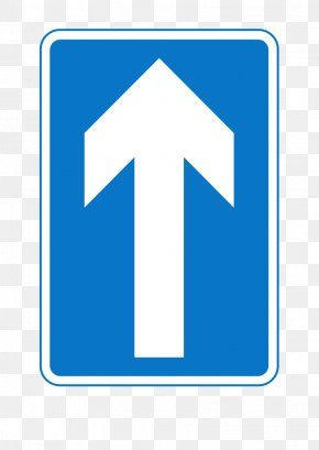 One Way - One-way Traffic Traffic Sign Road Driving PNG