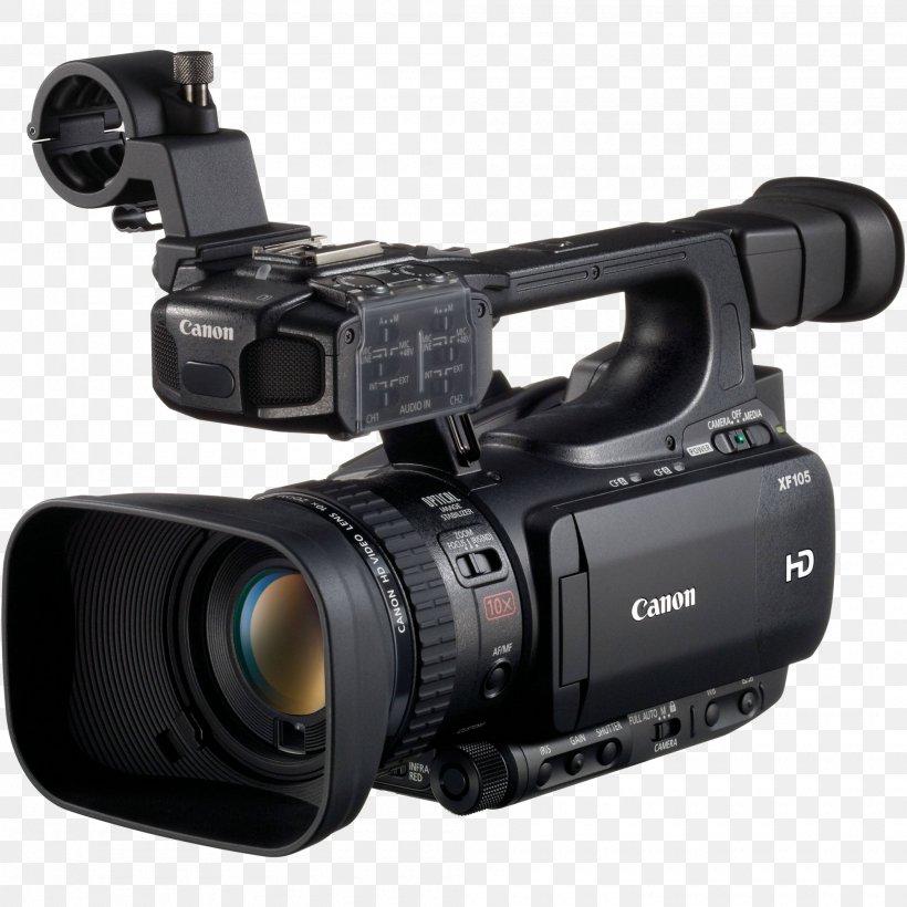 Video Cameras Professional Video Camera Canon Digital Cameras, PNG, 2000x2000px, Video Cameras, Camera, Camera Accessory, Camera Lens, Cameras Optics Download Free