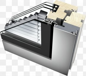 Aluminum Window - Window Aluminium Passive House Glazing Building PNG