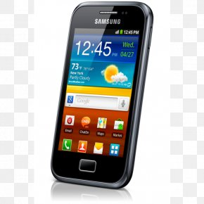 Android - Samsung Galaxy Ace Samsung Galaxy S Plus Android Smartphone PNG