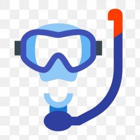 Snorkeling Diving Mask Clip Art PNG