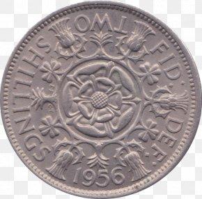 Coin - Coin Medal Bronze Florin Nickel PNG
