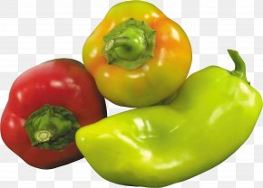 Pepper Image - Bell Pepper Chili Pepper Chili Con Carne Vegetable PNG