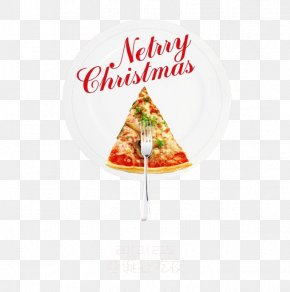 Pizza Buckle Creative Christmas HD Free - Pizza Hut European Cuisine Christmas Advertising PNG