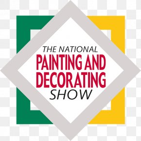 National Day Decoration Design Exquisite - Ricoh Arena National Painting And Decorating Show House Painter And Decorator PNG