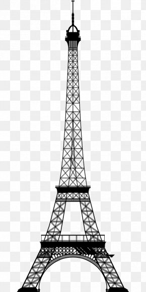 France Clip Art Vector - Eiffel Tower Vector Graphics Image PNG