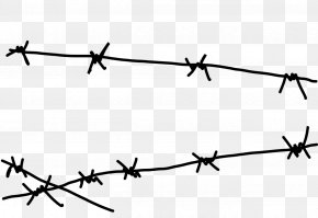 Barbed Wire - Barbed Wire Clip Art PNG