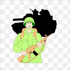 Soldier - Soldier Army Clip Art PNG