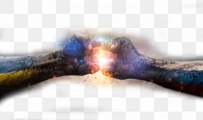 Black Fire Fist - United States World Existence Business Knowledge PNG