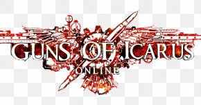 Minecraft - Guns Of Icarus Online Video Game Logo Muse Games PNG