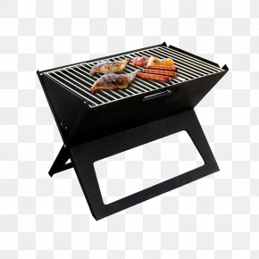 Folding BBQ Barbecue - Barbecue Shashlik Charcoal Outdoor Cooking Grilling PNG