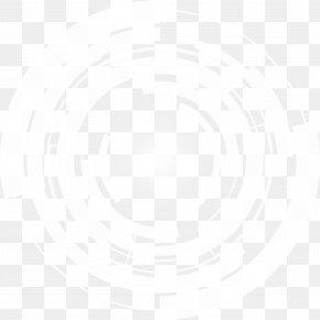 White Simple Circle - White Circle Pattern PNG