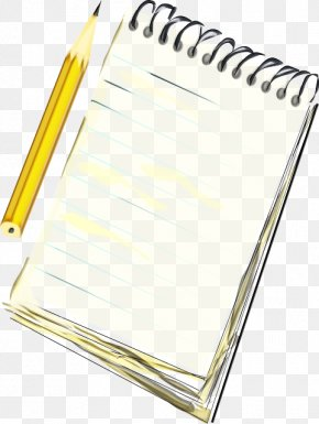 Document Paper Product - Pen And Notebook PNG