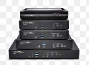 Business - SonicWall Dell Computer Security Firewall Malware PNG