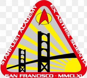 Foreign Creative Logo Design Vector - Star Trek: Starfleet Academy T-shirt Logo PNG