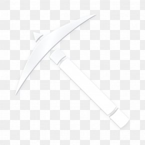 Crescent Throwing Axe - Minecraft Icon PNG