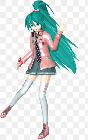 Hatsune Miku - Hatsune Miku: Project DIVA Arcade Future Tone Hatsune Miku: Project DIVA F 2nd PNG
