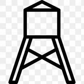 Water Tower Clip Art PNG