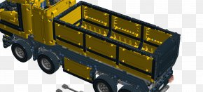 Dump Truck - Motor Vehicle Cargo Truck Transport PNG