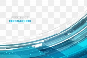 Technology Background - Brand Blue Wallpaper PNG