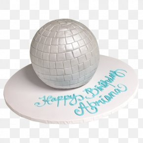 White Man 3d - Middle Village Bakery Cake Birthday Sphere PNG