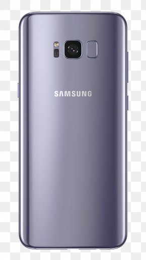 Smartphone - Smartphone Samsung Galaxy S8+ Feature Phone Telephone PNG