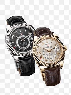 Watch - Watch Strap Rolex Sea Dweller Watch Strap Rolex Submariner PNG