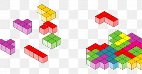 Pearl Zhu - 3D Tetris Jigsaw Puzzles Game Blockout PNG