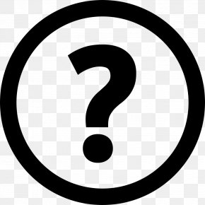 QUESTION MARK - Copyleft Free Software PNG