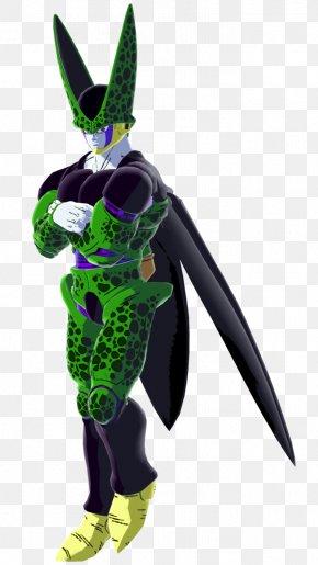 Cell - Dragon Ball Xenoverse 2 Goku Cell Frieza PNG