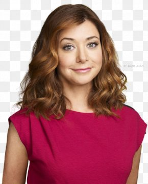 Kelly Clarkson - Alyson Hannigan Lily Aldrin How I Met Your Mother Robin Scherbatsky Ted Mosby PNG