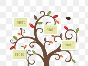 Smile Wall Tree Design - Designer Graphic Design PNG