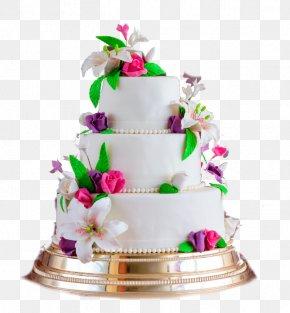 Wedding Cake - Wedding Cake Torte Icing Cake Decorating Buttercream PNG